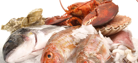 pesce nell'alimentazione