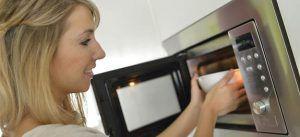 Come cucinare il pesce al microonde