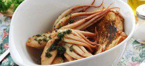 Come cucinare moscardini