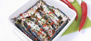 Come cucinare pesce azzurro