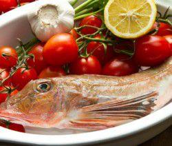 Gallinelle pesce