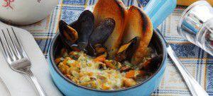 Come cucinare cozze surgelate