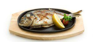 Come cucinare pesce alla piastra