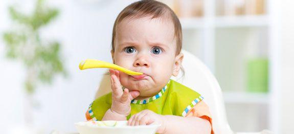 Come cucinare pesce per neonati