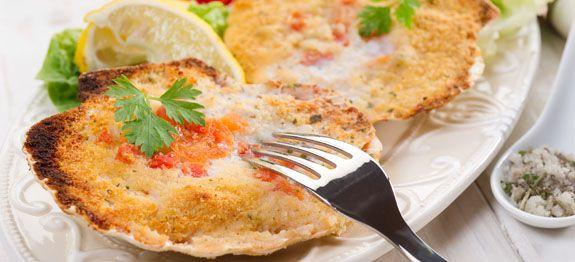 come cucinare pesce gratinato